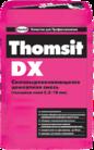 DX  (25 кг) Самовыравн.р-р.\0,5-10мм THOMSIT